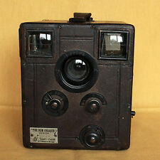 Pipon New Cosaque senior falling plate 9x12 4x6 antique French camera works