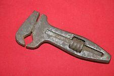 Vintage Einhänder Stahl Schlüssel Oldtimer 2WK Wehrmacht Waffenmeister 11,5cm