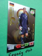 Road to Brazil Limited edition Neuer Adrenalyn 14 Fifa World Cup 2014