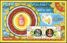 VESAK -2012 Stamp Souvenir sheet - Sri Lanka, Ceylon
