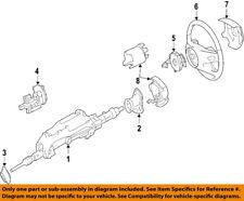GENUINE OEM MERCEDES-BENZ Steering Column 251 460 07 16