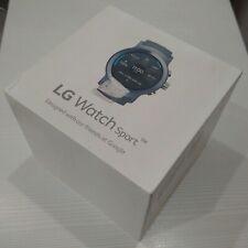 LG Watch Sport W280a нержавеющая сталь