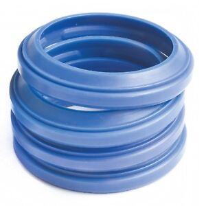 Totally Seals® WRC Wiper / Dust / Scraper Hydraulic Cylinder Seal - Polyurethane