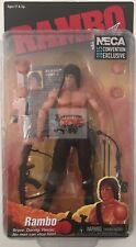"JOHN J RAMBO (THE FORCE OF FREEDOM) Neca SDCC 2015  7"" Inch Exclusive FIGURE"