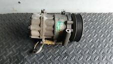 PEUGEOT 307 1.6 PETROL AIR CON COMPRESSOR PUMP  9655191580