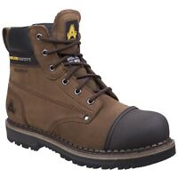 Amblers AS233 AUSTWICK Waterproof Scuff Cap Safety Work Boot |6-12|
