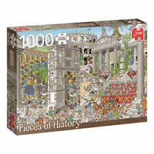Pieces of History - Romans Jigsaw Puzzle - 1000-Piece