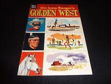 Lone Ranger Uncertified Golden Age Westerns Comics