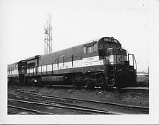 T746 RP 1971 ERIE LACKAWANNA NJ DOT RAILROAD ENGINE #3369 SECAUCUS NJ