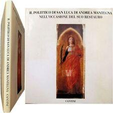 Il polittico di San Luca Andrea Mantegna 1453-1454 Bistoletti rétable de St Luc