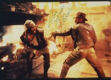 "PAT ROACH SIGNED COLOR 5X7 PHOTO INDIANA JONES RAIDERS OF THE LOST ARK ""TO DOUG"""
