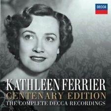 Kathleen Ferrier - Complete Decca Recordings - Centenary Edition (NEW 14CD+DVD)