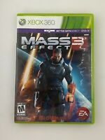 Mass Effect 3 - Xbox 360 Game - Complete & Tested