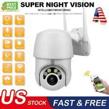 Outdoor Camera 1080P HD IP Security Camera IR Night Vision WIFI Waterproof PTZ