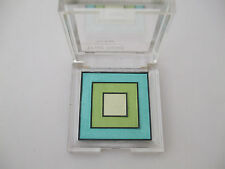 True Gold Eyeshadow Trio Turquoise, Lime Green & White New