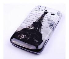 Schutzhülle f Samsung Galaxy Ace 2 i8160 Case Tasche Cover Paris Eiffelturm