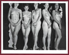 1950s+Vintage+Risque+Photo%7E5+Perfect+Thick+Body+Big+Firm+Perky+Puffy+Pinups+Pose