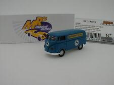 """Brekina 32056 - Volkswagen T1a Kastenwagen blau """" Continental Banden """" 1:87 NEU"""