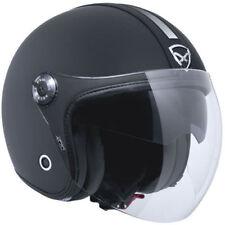 Open Face Matt Helmets Scratch Resistant Visor