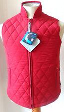 Jeantex niños reitweste, Ranger Rojo, fácil, forro talla 140, modelo Freya