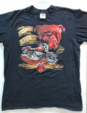 Vtg Red Dog Beer T Shirt 90s This Dog Rides Biker Liquor 1995 Xl Single Stitch