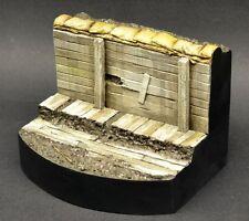DioDump DD055 Trench base 1:35 scale diorama vignette figure base