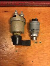 John Deere Case Oliver Massey Ferguson Ford IH TRACTOR 2 O/F position ign switch