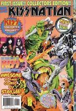 KISSNATION #1 [Stan Lee; X-Men, Wolverine, Doctor Strange, Kiss]