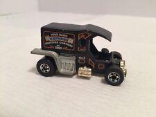 Hot Wheels 1976 T Totaller RARE Gold Original Express Trucking Co Est1901 1:64