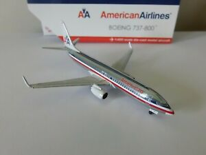 Gemini Jets American Airlines 737-800 Diecast 1/400 Model N962AN