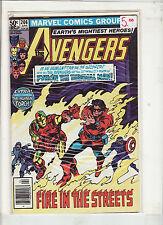 Avengers #206 Vf/Nm