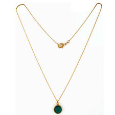 Fashion Women's Jewelry 18k Gold Plated Wedding Chain Pendant Jewelry Gift