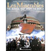 Les Miserables In Concert - Noten Songbook [Musiknoten]