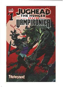 Jughead: The Hunger versus Vampironica #1 VF/NM 9.0 Archie Horror Comics