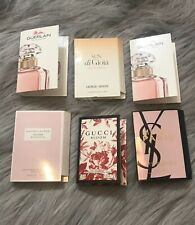 Perfume Mix Sample Set For Her Gucci Guerlain YSL And More - New - UK SELLER