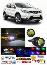 Nissan Qashqai Bright white Xenon LED Projector bulb globe reverse light