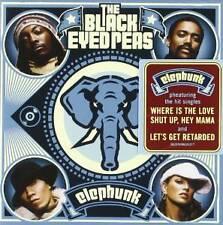 BLACK EYED PEAS  - ELEPHUNK  CD HIP HOP-RAP
