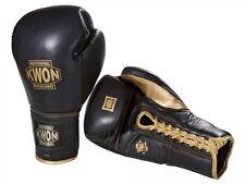 Profi Boxhandschuhe von Kwon mit Schnürrung in 16Oz. Top Verarbeitung, Leder