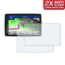 2 x BMW Navigator VI Nav 6 GPS Screen Protectors: Anti Glare