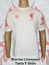 Liverpool Tattoo T-Shirt White  AWSTM219 Size Small