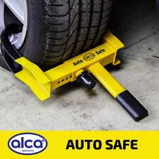 HEAVY DUTY car WHEEL CLAMP safe lock van motorhome trailer off road 3 key SECURE