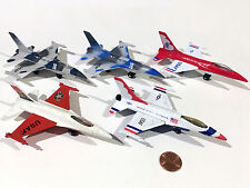 Matchbox Skybusters F-16A Falcon Fighter Jets USAF United States Air Force Lot 5
