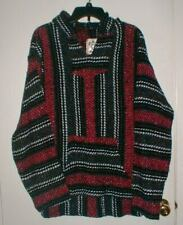 BAJA JOE WARM YOURSELF POUCH FRONT PULLOVER SURFER HOODIE   SIZE X X L