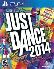 NEW Just Dance 2014 (Sony Playstation 4, 2013) NTSC