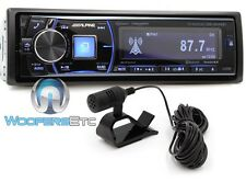 ALPINE CDE-HD149BT CD MP3 USB AUX BLUETOOTH EQUALIZER 200W AMPLIFIER HD RADIO