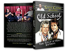 Old School with The Rock N Roll Express DVD, NWA Mid Atlantic WCW Ricky Morton