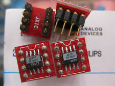 1 Pieces AD797BR SOIC to DIP8 Op amp replace OPA627AU