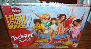 Twister Moves High School Musical 2 - Brand New