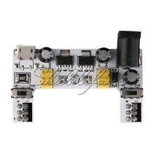 White MB102 Breadboard Power Supply Module DC 7-12V Arduino Bread Board Popular