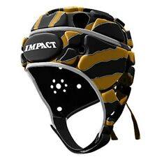New IMPACT (Impact) Rugby head cap Streak gold Mens Rugby Shock absorption Japan